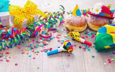 Wir feiern den Karneval 2019