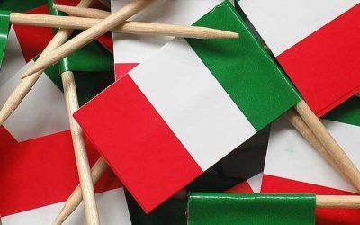 Italien, wir kommen!